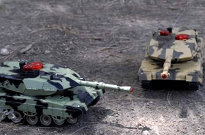 Laser-Battle-Tanks